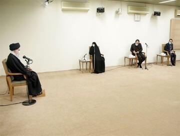 رهبر انقلاب: شهادت مزد زحمات و اخلاص کمنظیر شهید فخریزاده بود