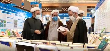 نظر آیتالله اعرافی در خصوص دستاوردهای دفتر تبلیغات اسلامی + فیلم