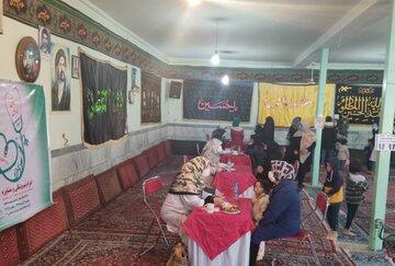 اعزام تیم پزشکی گروه جهادی به روستای سرآسیاب ملارد