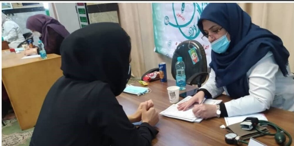 اعزام تیم پزشکی گروه جهادی بمناسبت نکوداشت ماه رمضان