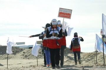 آغاز المپیادهای ورزشی سازمان جوانان هلال احمر بعد از ماه رمضان
