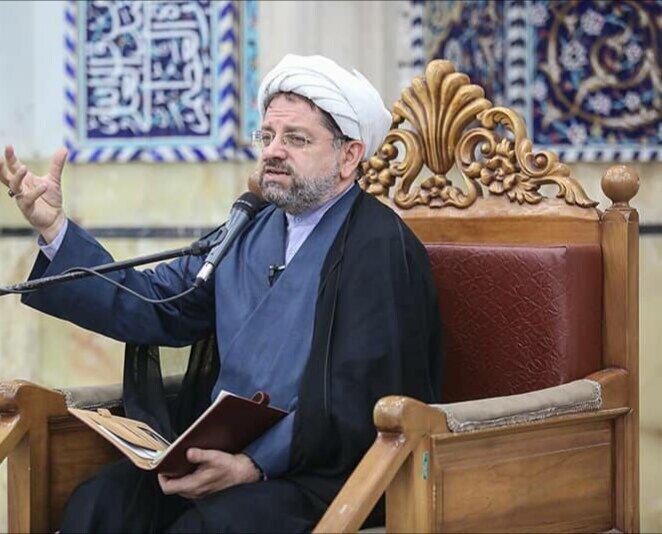 حجت الاسلام والمسلمین رضا حاجی ابراهیم