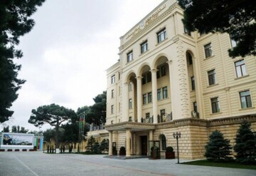 جمهوری آذربایجان  تیراندازی به نظامیان ارمنی را تکذیب کرد