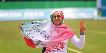 یک ورزشکار ایرانی در میان آلبوم برترین چهره های پارالمپیک توکیو