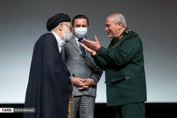 اربعین سرلشکر شهید سید محمد حجازی