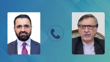ایران و افغانستان درباره همکاریهای جامع بحث و تبادل نظر کردند