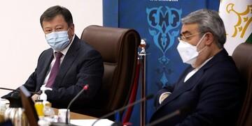 امضای تفاهم نامه همکاری وزرای کشور ایران و تاجیکستان