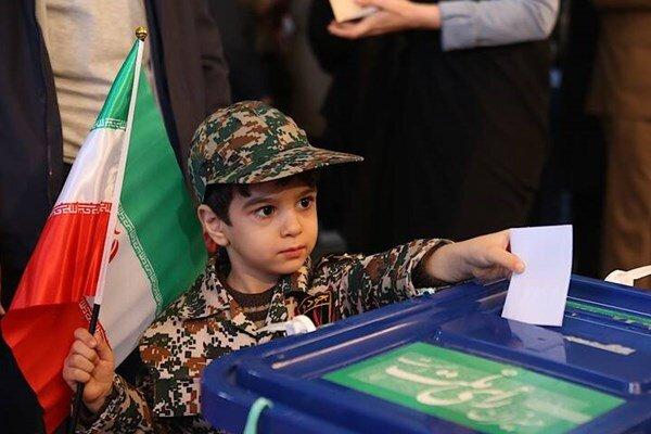 انتخابات و کودکان