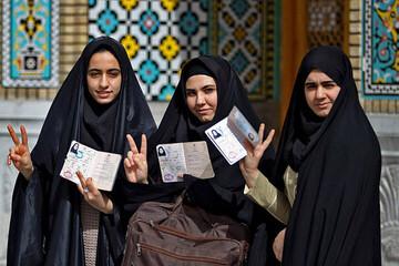 دعوت رئیس بسیج جامعه زنان کشور از دختران برای شرکت در انتخابات