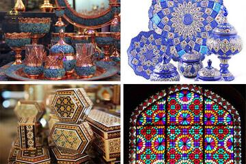 مرغوبیت صنایع دستی ایرانی مهمترین مزیت رقابتی