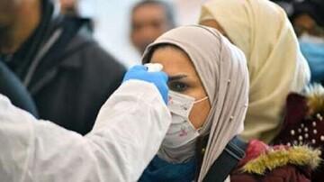 پایش سلامت بیش از ۳۶۸ هزار مسافر در مبادی مرزی کشور