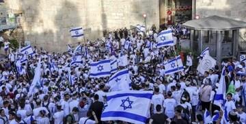 صهیونیستها با شعار «مرگ بر عرب» قدس شرقی را ترک کردند