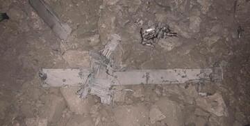 سرنگونی دو پهپاد در بغداد