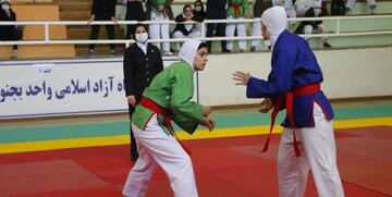 اردوی تیم ملی کوراش بانوان برگزار میشود