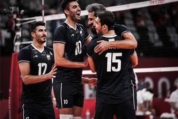 شروع طوفانی والیبال ایران در المپیک/ پیروزی بزرگ مقابل لهستان
