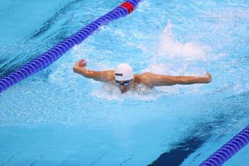 پیروزی تاریخی دخترایرانی و رکورد یک شناگر