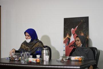 افتتاح دفتر مرکزی موسسه خاتم
