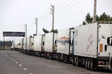 رشد ۱۶۰ درصدی تردد کامیونهای ترانزیتی/ علاقهمندی ترکیه برای ازسرگیری تردد مسافری