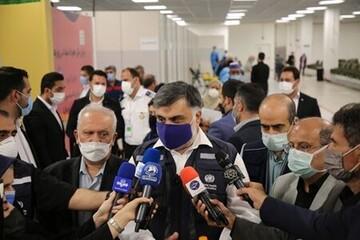 ایران همه هزینه سهم کوواکس را پرداخته است