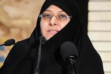 انسیه خزعلی، معاون امور زنان و خانواده رئیسجمهور شد