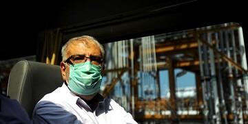 رمزگشایی دو ماموریت اوجی در بازدید از پالایشگاه تهران/ تامین سوخت زمستانی اصلیترین دغدغه وزیر نفت