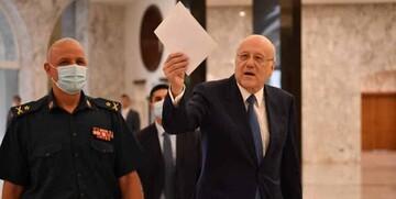 فرمان تشکیل دولت لبنان امضاء شد