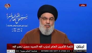 از تشکیل کابینه جدید لبنان استقبال می کنیم