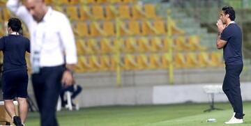 مجیدی: مقصر این شکست من هستم/بازیکنان خارجی الهلال تاثیر زیادی در نتیجه داشتند