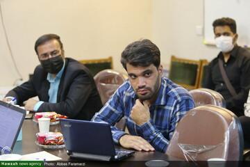 نشست خبری همایش و پویش «طلاب و فضای مجازی»
