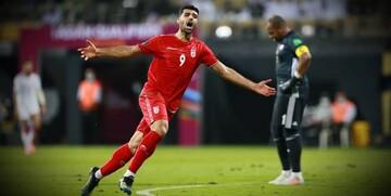 انتخابی جام جهانی 2022| صدرنشینی مقتدرانه تیم ملی ایران با شکست امارات/ VAR متشکریم!