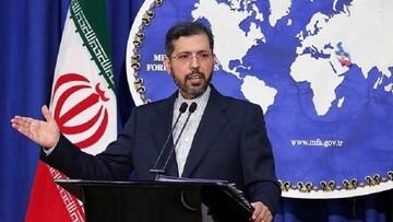 خطیبزاده: باکو در اظهارات رسانهای بیمبنا تعمد دارد